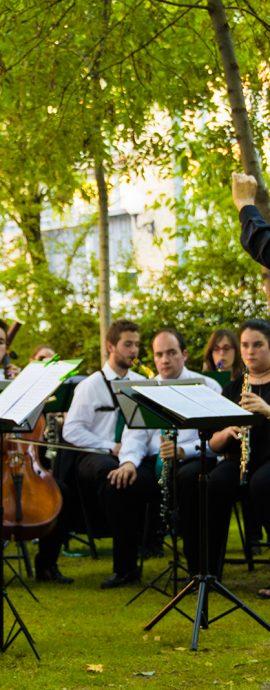 Banda Sinfónica de la Sociedad Musical Joaquín Turina