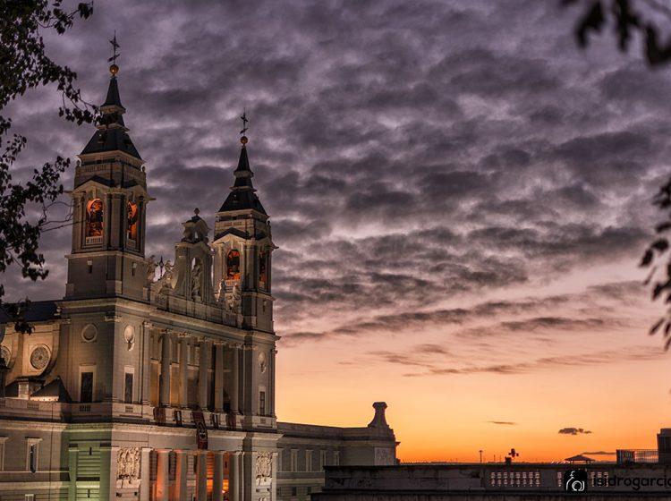 Catedral de la Almudena Madrid - Isidro García Fernández